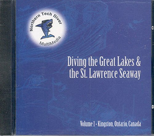 9781929401024: Diving the Great Lakes & the St. Lawrence Seaway