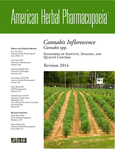 9781929425372: Cannabis Inflorescence & Leaf QC Revison