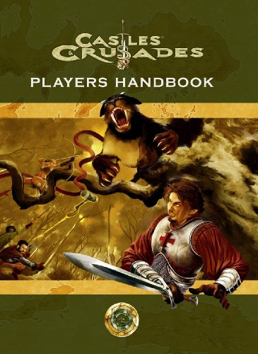 9781929474387: Castles & Crusades Players Handbook, 4th Printing
