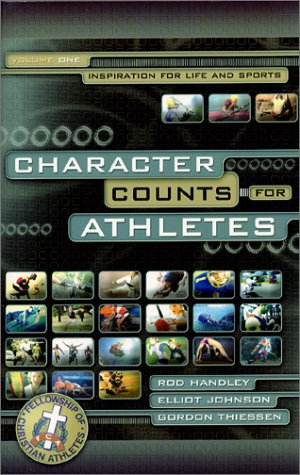 9781929478262: Character Counts for Athletes (Inspiration for Life and Sports, Vol 1)