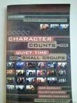 9781929478378: Character Counts for Quiet Time and Small Groups (Volume 2 Inspiration for Christian Living) (Volume 2)