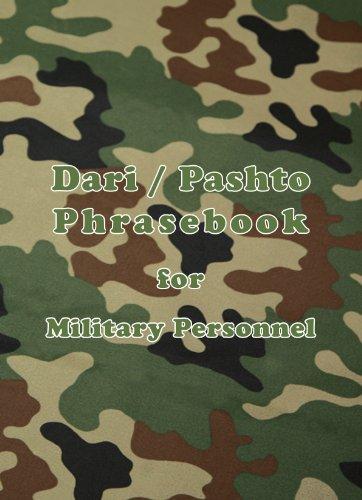9781929482214: Dari / Pashto Phrasebook for Military Personnel (English, Dargwa and Iranian Languages Edition)