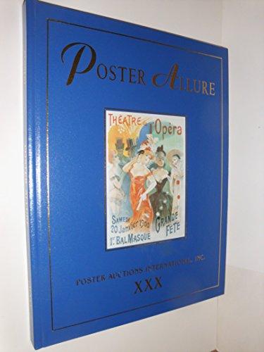 Poster Allure Xxx: Poster Auctions International, Inc: Rennert, Jack