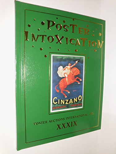 9781929530250: Poster Intoxication (Rennert Poster Auction Reference Library)