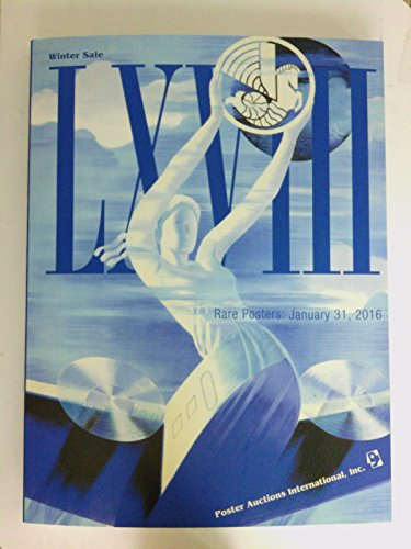 9781929530540: Rare Posters Winter Sale LXVIII