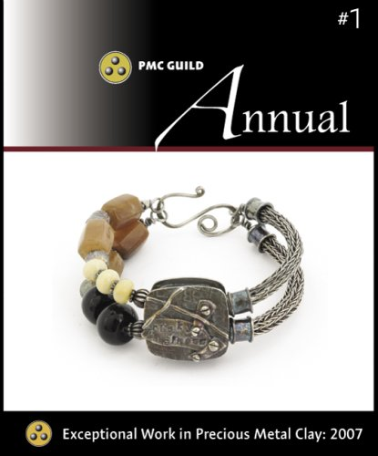9781929565252: PMC Guild Annual, Volume 1 by Jeanette Landenwitch, et. al. (2007) Paperback