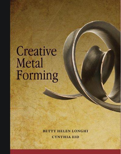 Creative Metal Forming: Longhi, Betty Helen & Eid, Cynthia