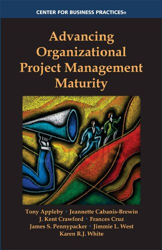 9781929576234: Advancing Organizational Project Management Maturity