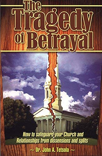 The Tragedy of Betrayal: Dr. John A.