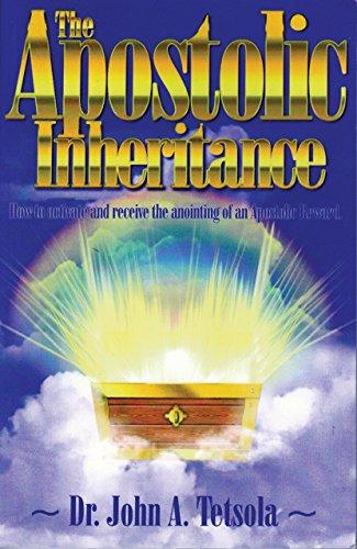 The Apostolic Inheritance: Dr. John A.