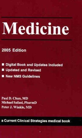 9781929622535: Medicine, 2005 Edition