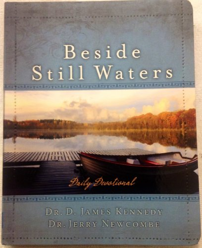 9781929626786: Beside Still Waters Daily Devotional Leather bound