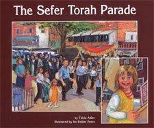 The Sefer Torah Parade: Tzivia Adler