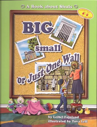 9781929628599: Big Small or Just One Wall