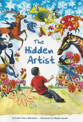 The Hidden Artist: Leah Chana Rubabshi; (Hachai Publishing)