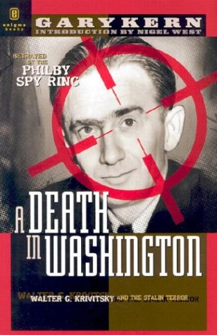 9781929631148: A Death in Washington: Walter G. Krivitsky and the Stalin Terror