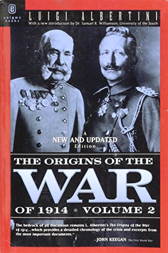 Origins of the War of 1914: Albertini, Luigi
