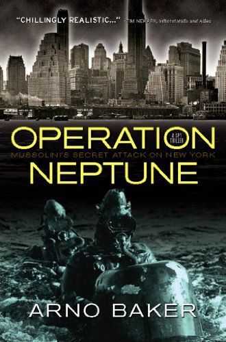 9781929631728: Operation Neptune: The Secret Attack on New York (Enigma Thrillers)