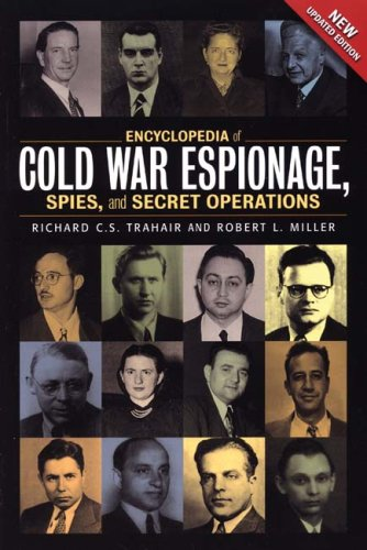 9781929631759: Encyclopedia of Cold War Espionage, Spies, and Secret Operations