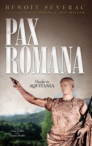 9781929631971: Pax Romana: The Aquitania Mysteries (Enigma Thrillers)