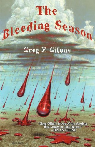 9781929653775: The Bleeding Season