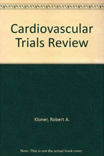 9781929660131: Cardiovascular Trials Review
