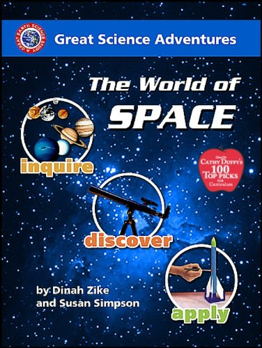 9781929683079: The World of Space (Great Science Adventures)