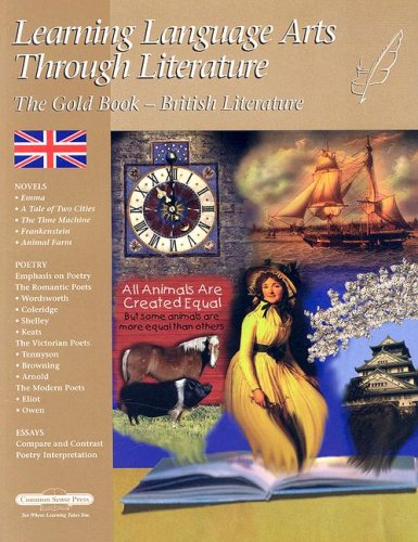 The Gold Book: British Literature (Learning Language: Greg Strayer; Timothy