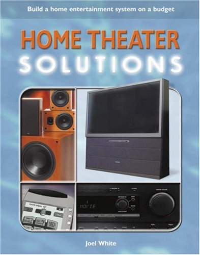 9781929685677: Home Theater Solutions (Solutions Series)