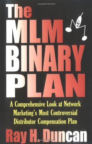 9781929746019: The MLM Binary Plan