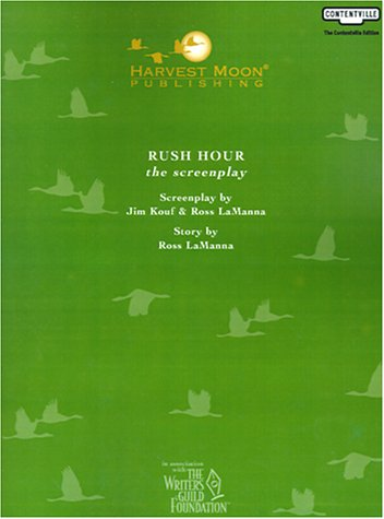 9781929750498: Rush Hour: The Screenplay