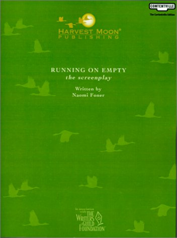 9781929750948: Running on Empty: The Screenplay