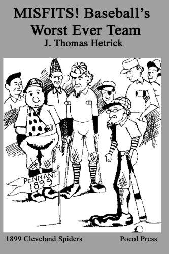 9781929763009: Misfits! Baseball's Worst Ever Team