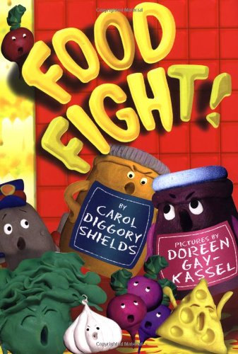 Food Fight!: Diggory Shields, Carol