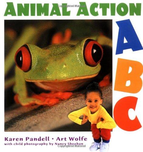 9781929766925: Animal Action ABC