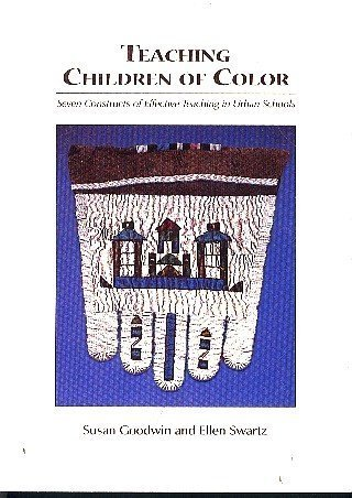 9781929768073: Teaching Children of Color: Seven Constructs of Effective Teaching in Urban Schools