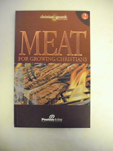 Meat for Growing christians (Christian Growth): Frank Hamrick Jerry