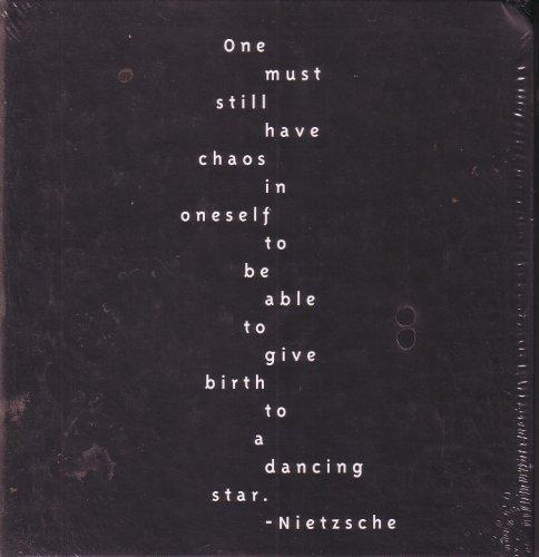 9781929814008: One Must Still Have Chaos in Oneself..... Nietzsche Journal (Quotabble Journals)