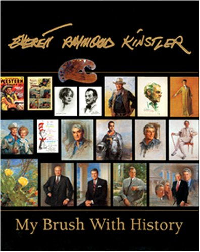 My Brush With History: Everett Raymond Kinstler