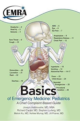 9781929854387: Basics of Emergency Medicine: Pediatrics