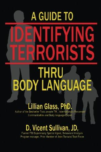 9781929873456: A Guide to Identifying Terrorists Thru Body Language