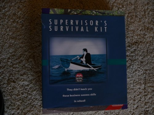 Supervisor's Survival Kit (5 book set): Steve Bell