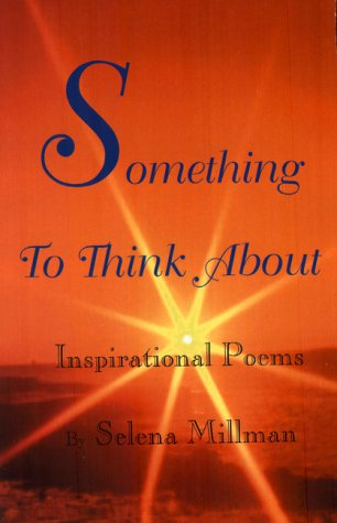9781929882007: Something to Think about: Inspirational Poems