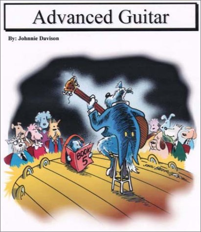 9781929911042: Advanced Guitar: Book 5