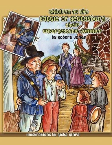 9781929919260: Children at the Battle of Gettysburg