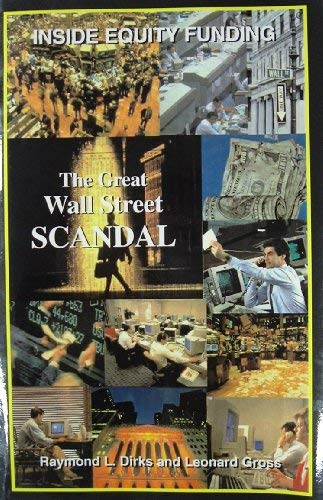 9781929925032: The Great Wall Street Scandal