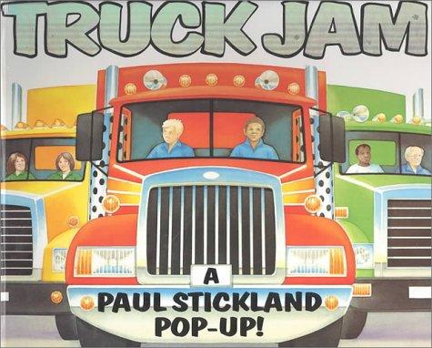 9781929927036: Truck Jam: A Pop Up Book