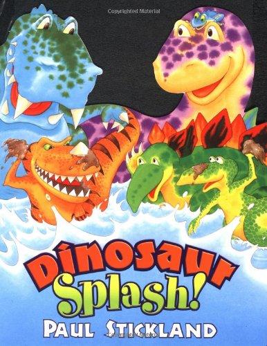 9781929927210: Dinosaur Splash!