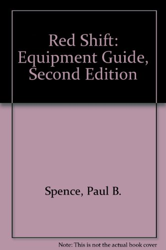 9781929928118: Red Shift: Equipment Guide, Second Edition