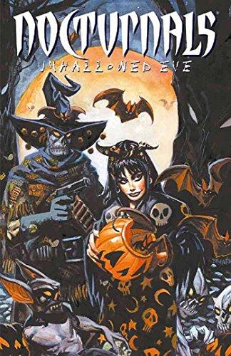 9781929998432: Nocturnals Volume 3: Unhallowed Eve: Unhallowed Eve v. 3